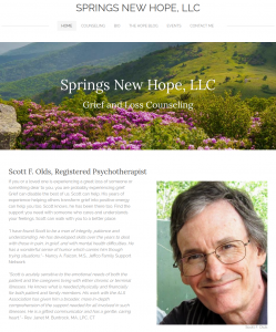 Springs New Hope Counseling
